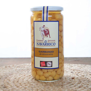 Chickpeas in Brine El Navarrico
