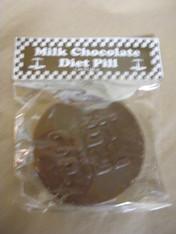 Milk Chocolate Diet Pill