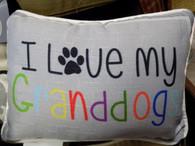 I Love My Granddog