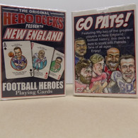 Patriots Playing Cards
