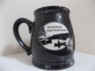 Mug - Windham NH. Color: Charcoal