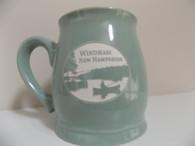 Mug - Windham NH. Color: Sage