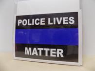 Sticker - Police Lives Matter