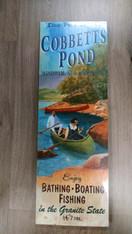 Cobbetts Pond ~ Sign