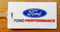 Ford Performance Luggage Tag