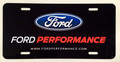 Ford Performance License Plate