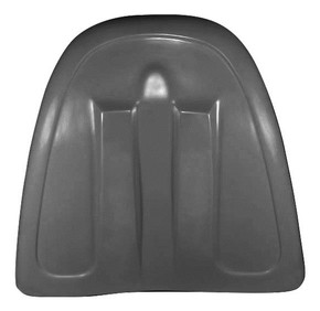 K113-H 1949-1977 VW Beetle Heavy Duty Broad Eye Raised Baja Hood Will Not Fit Super Beetle-Raised Area Adds Strength