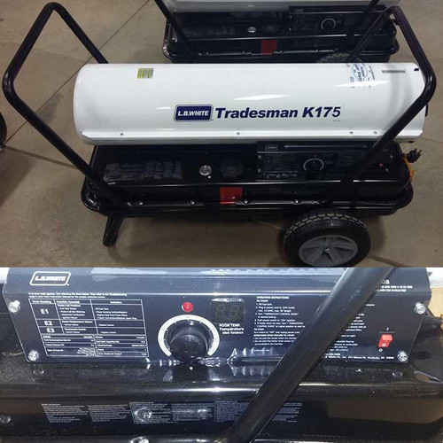 LB White Tradesman K175