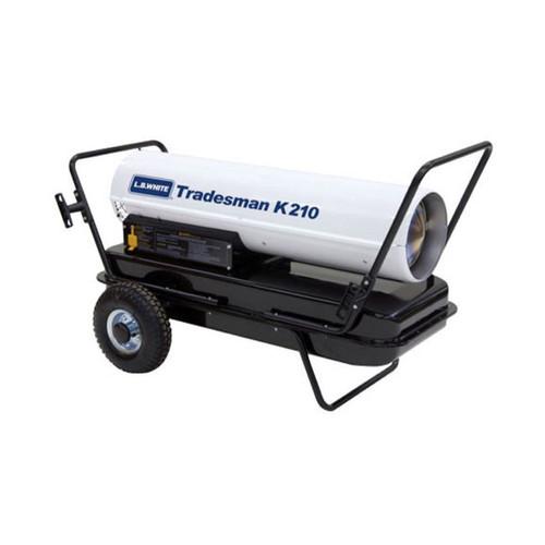 Heater - Kerosene - Forced Air - 210,000 BTU