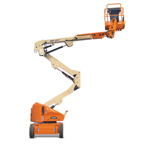 JLG 40' Boomlift, E400AJPN articulating electric