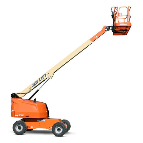 JLG 40' Boomlift, Straight 400S 4x4, Diesel/Gas
