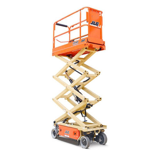 "JLG Scissor Lift, 1930ES 19'H x 30""W, electric"