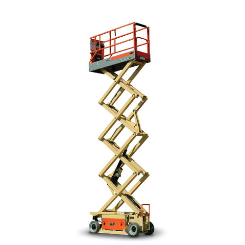 "JLG Scissor Lift, 2630ES 26'H x 30""W, electric"