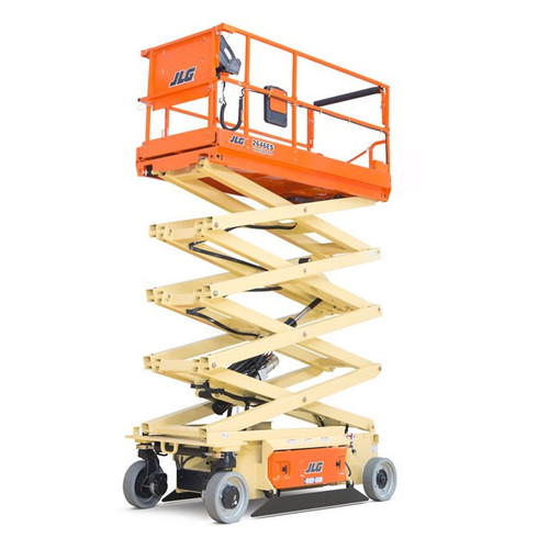 "JLG Scissor Lift, 2646ES 26'H x 46""W, electric"
