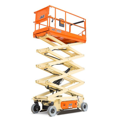 "JLG Scissor Lift, 3246ES 32'H x 46""W, electric"