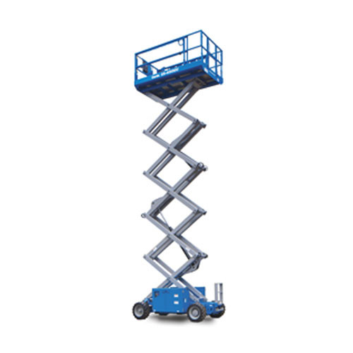 "GENIE Scissor Lift, GS-2669DC 26'H x 69""W Electric 2WD"