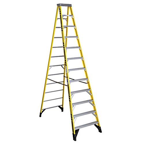 Ladder - Step - Fiberglass 12'