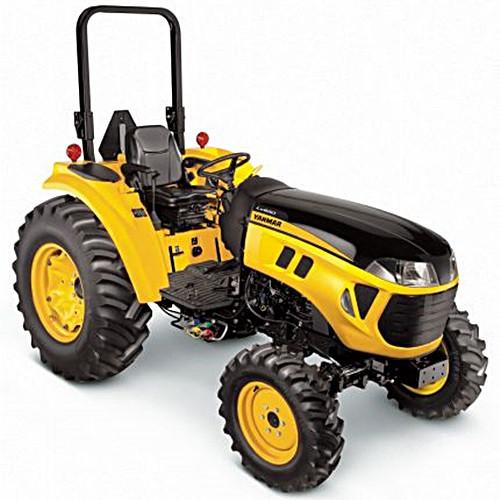 Tractor - Yanmar LX4100