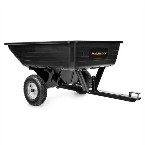 8 cu. ft Poly Cart