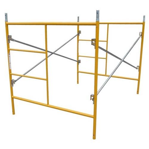Scaffolding - Step Frame Set - 5'x5'x7'