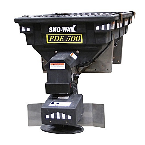 Sno-Way Truck V-Box Spreader  PDE 500