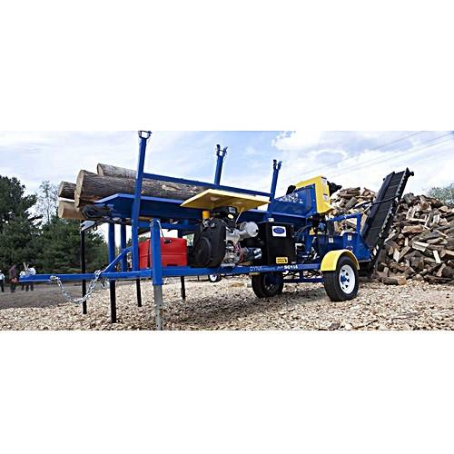 Firewood Processor - DYNA SC-15