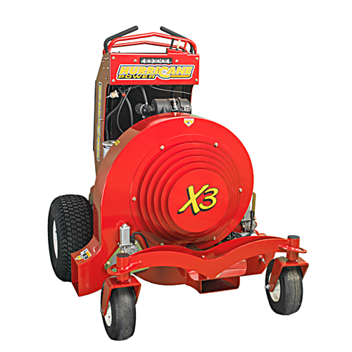HURRICANE X3 Stand-On Zero Turn Blower