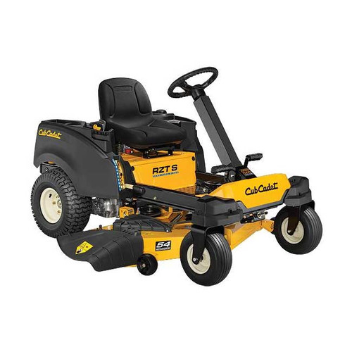 Cub Cadet RZT® S 54 KH - Zero-Turn Rider with Steering Control and Four-Wheel Steering