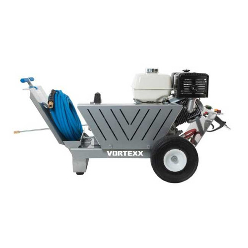 Vortexx 4000 PSI Pro+ Belt Drive Commercial Pressure Washer - VX40407B