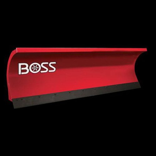 Boss 10' Heavy-Duty Straight-Blade Snowplow