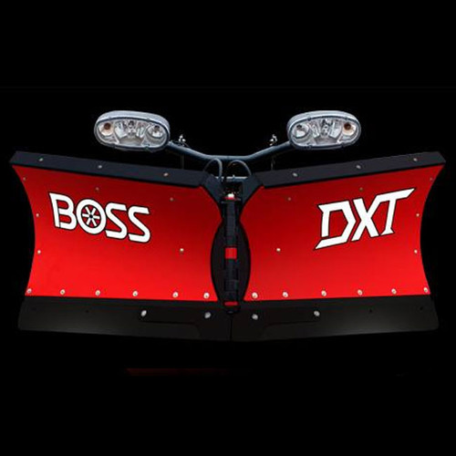 "Boss 8'2"" Poly Power-V DXT Snowplow"