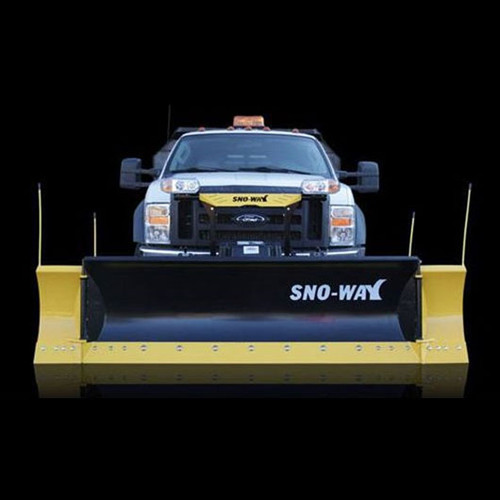 Sno-Way Commercial Plow Blade  Revolution™ HD Series 10' 0""