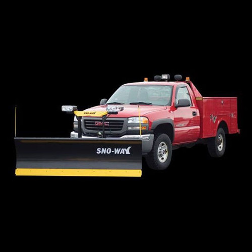 Sno-Way Commercial Plow Blade 29THD Series 7' 6""