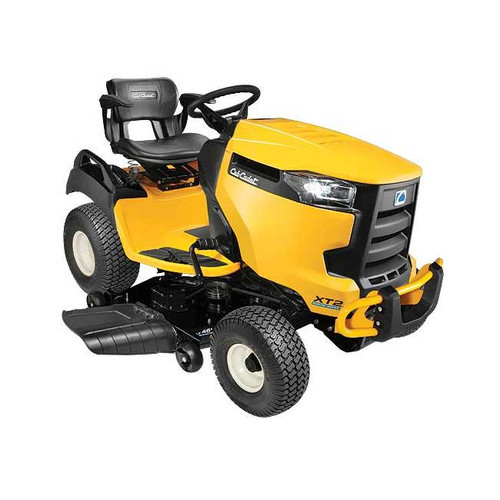 Garden Tractor Brush Guard : Cub cadet enduro series xt lx quot le lawn mower
