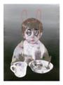 Orange Bunny  by Darcy Yates