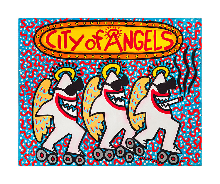 City of Angels by Andre Miripolsky