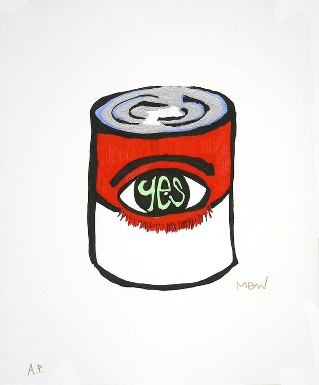 Yes Eye Can by Matthew E. Weinberg