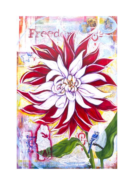 Philadelphia Freedom by Andrea LaHue aka Random Act