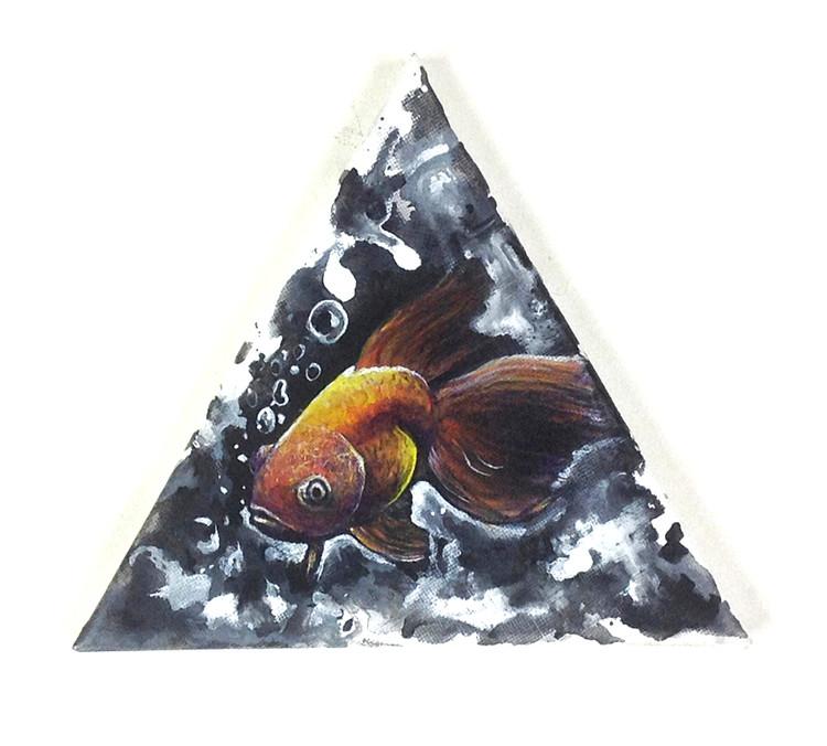 Untitled Fish #1 by ESPY DPT/ZNC