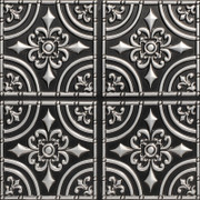 Wrought  Iron - Antique Silver - #205