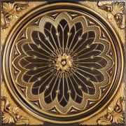 Rose Window - Antique Gold - #238
