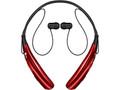 Red LG Tone Pro HBS-750 Bluetooth Stereo Headset