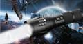 2500 Lumen XML T6 LED Flashlight Focus Torch light