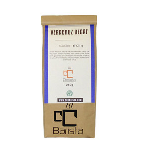 Veracruz Decaf package