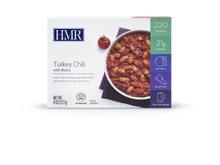 Turkey Chili with Beans (Single serving)