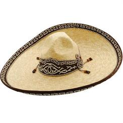 Twinstone Sombrero Charro - Joven Paja - RRTWI-91426