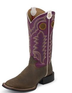Tony Lama Men Boots - 3R Collection - Field Montana - RR4009