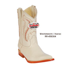 Los Altos Kid Boots - Deer - 3X Toe - Winterwhite - RR-458304