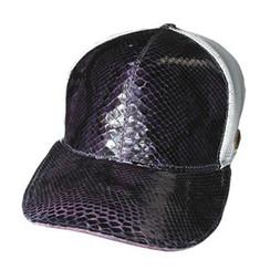 Original Snake Skin Cap - Black & White - RRCAP-SNK-BKWH