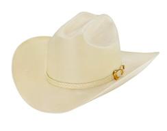 Larry Mahan - Straw Hat - Sonora - 20X